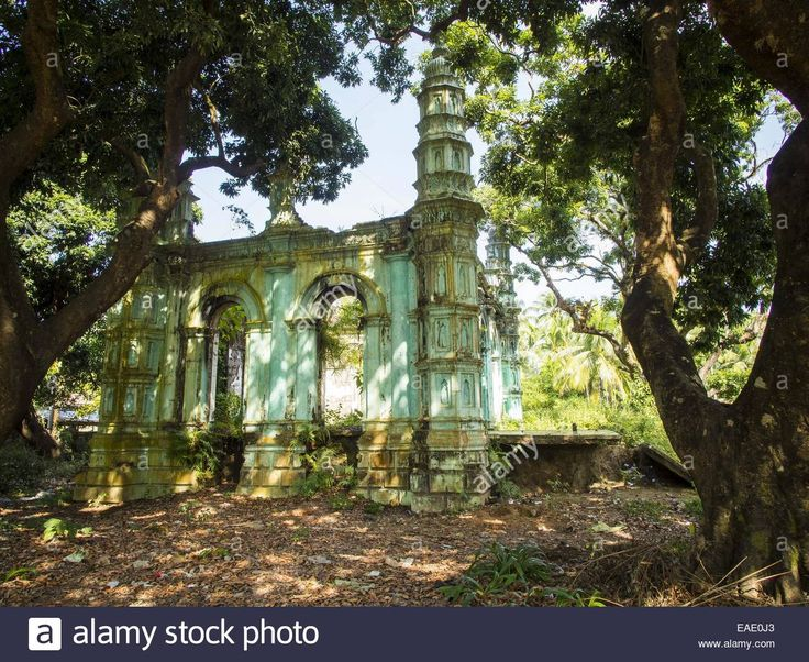 Sittwe, Rakhine, Myanmar. 9th Nov, 2014. An Abandoned Mosque In A Stock Photo, Royalty Free Image: 75295867 - Alamy