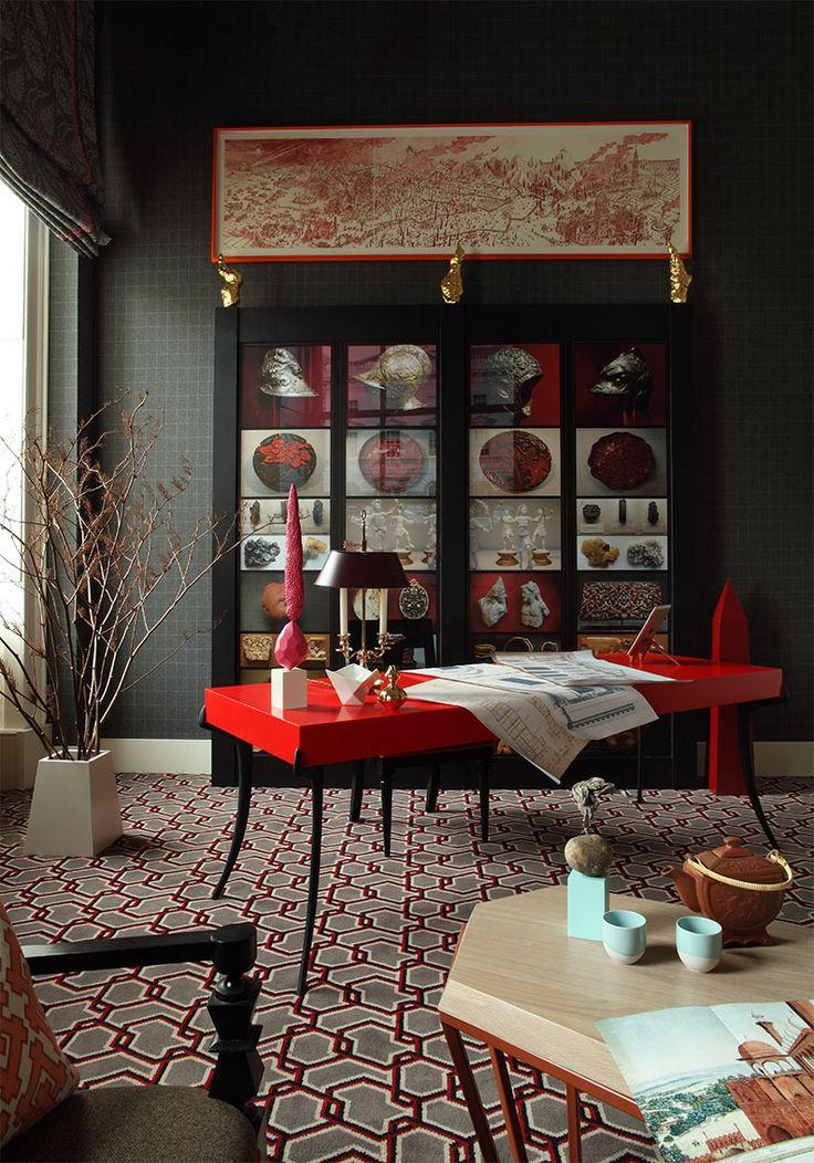 Ashley Hicks Interiors, Wool House