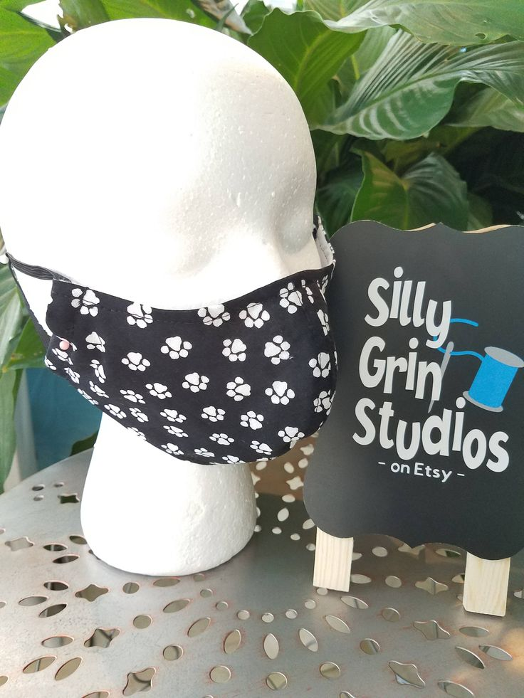 Pin on Silly Grin Studio Masks