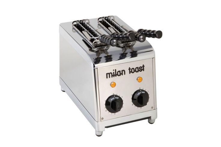Het ultieme tosti ijzer
