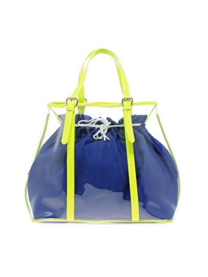Transparent bags for spring