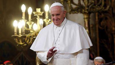 Salud Y Sucesos: Papa Francisco: No Voy A Mexico A Tapar Violencia ...