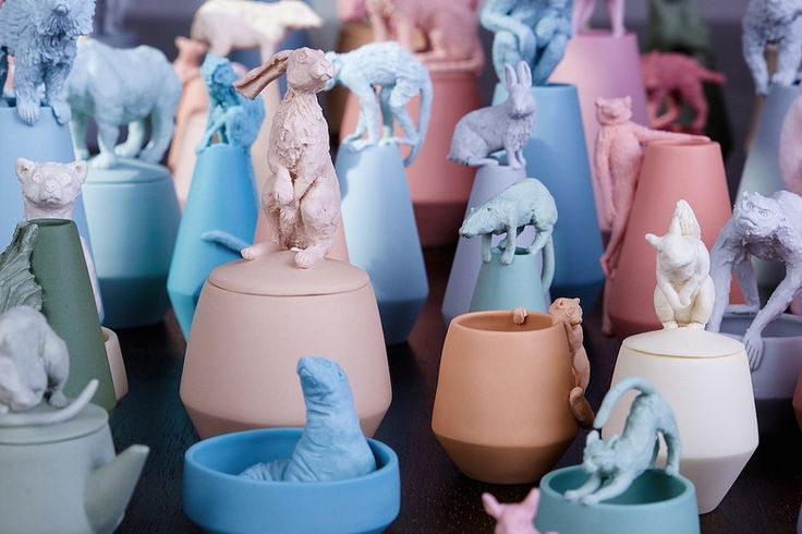 Керамика Charlotte Mary Pack - Все интересное в искусстве и не только.