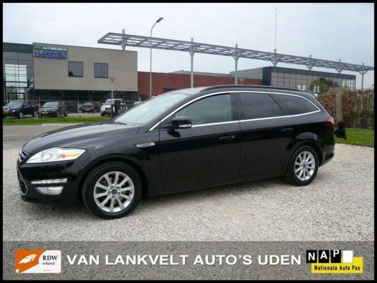 Ford Mondeo  Description: Ford Mondeo wagon 1.6tdci eco TITANIUM LEDER (bj 2012)  Price: 188.69  Meer informatie