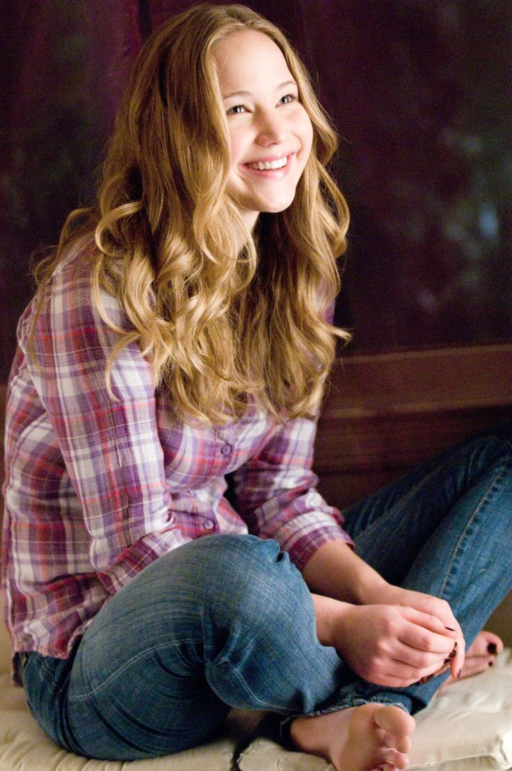 Jennifer Lawrence en The Beaver