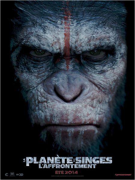 La Planète des singes : l'affrontement - le 30 juillet à #Kinepolis http://kinepolis.fr/films/la-planete-des-singes-laffrontement#showtimes