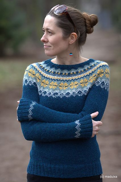 Ravelry: Project Gallery for 142-1 Bergen jacket pattern by DROPS design