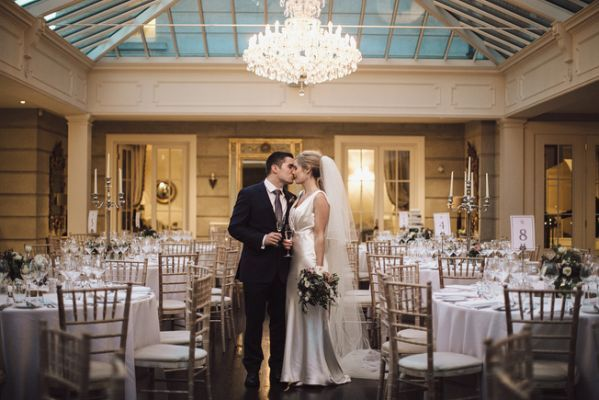 Tankardstown House winter wedding