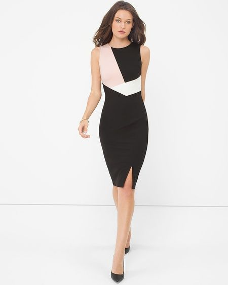 74 best Women\'s Dress Inspiration images on Pinterest   Block dress ...