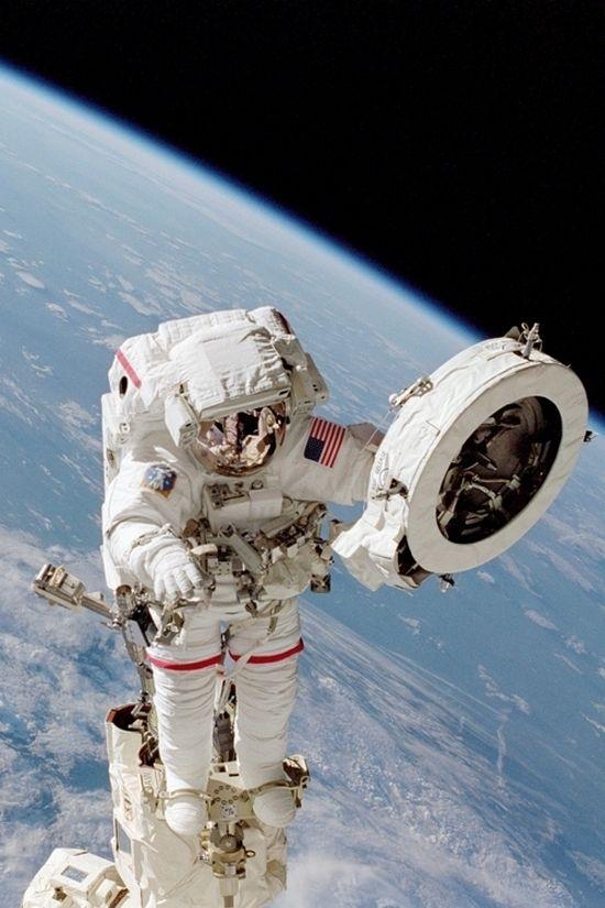 astronaut space walk-#8