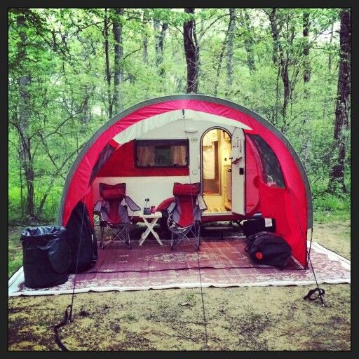 17 Best Images About CAMPING AWNINGS On Pinterest