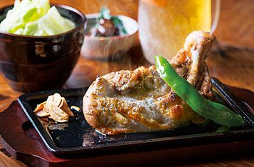 Bony chops. Looking for more information about Kagawa? Go Visit Yamadaya(udon shop in Kagawa).  http://www.yamada-ya.com/