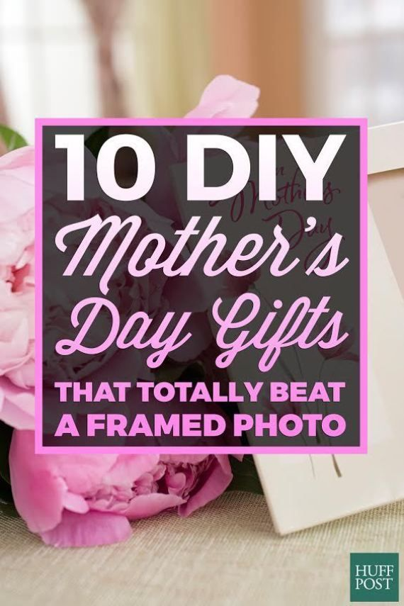 This Year Make Your Mom Something A Bit More Personal Whether She S Into Beauty Diy Mothers Day Giftsmother
