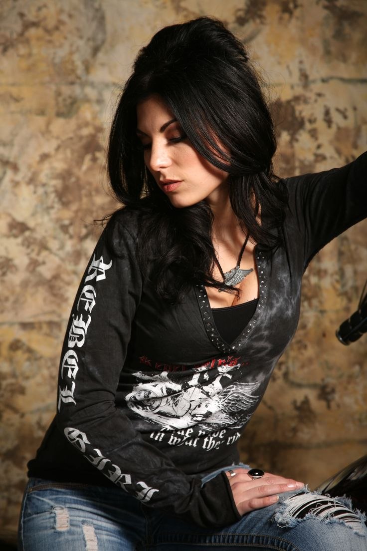 on a steel horse she rides...#rebelgirl #moto #motorcycles ...