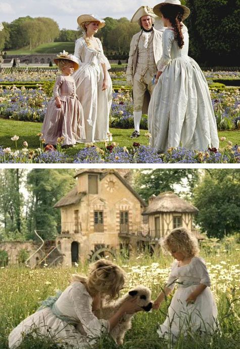 Maria Antoinette. Top 5 favorite films. I love learning about this woman.