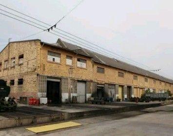 Locomotive maintenance place-Lokomotif bakım yeri-Constructive: Germans-Built year: 1894-Kızıltoprak-Tepebaşı-Eskişehir (Field of TCDD)