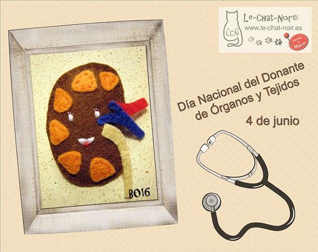 Hoy, 4 de junio, Día Nacional del Donante de Órganos y Tejidos www.ont.es #ONT #donante #donacion #trasplante #medicina #hospital #salud #JuntosPodemos #lechatnoir contacto@le-chat-noir.es www.le-chat-noir.es