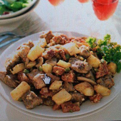 Beef: Filet Salteado @keyingredient