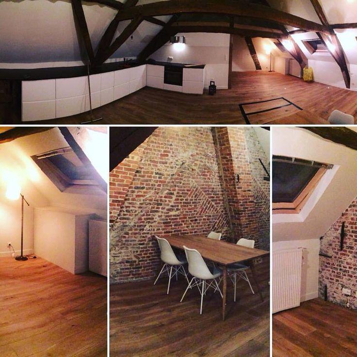 Renovatie-restauratie  Zolder ombouwen tot loft