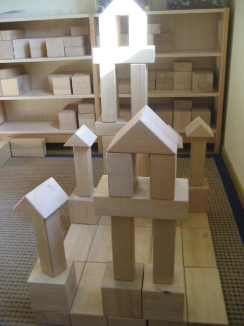 Constructie: kasteel (met voorbeeldprent?)