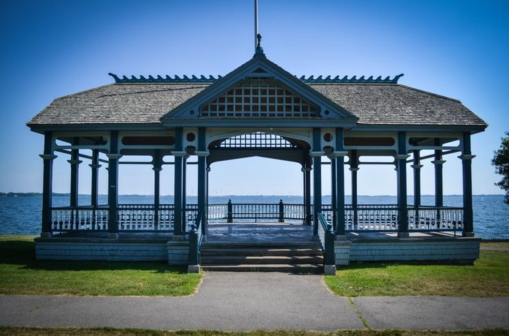 Newlands Pavilion, Kingston, Ontario - where we're getting married!!