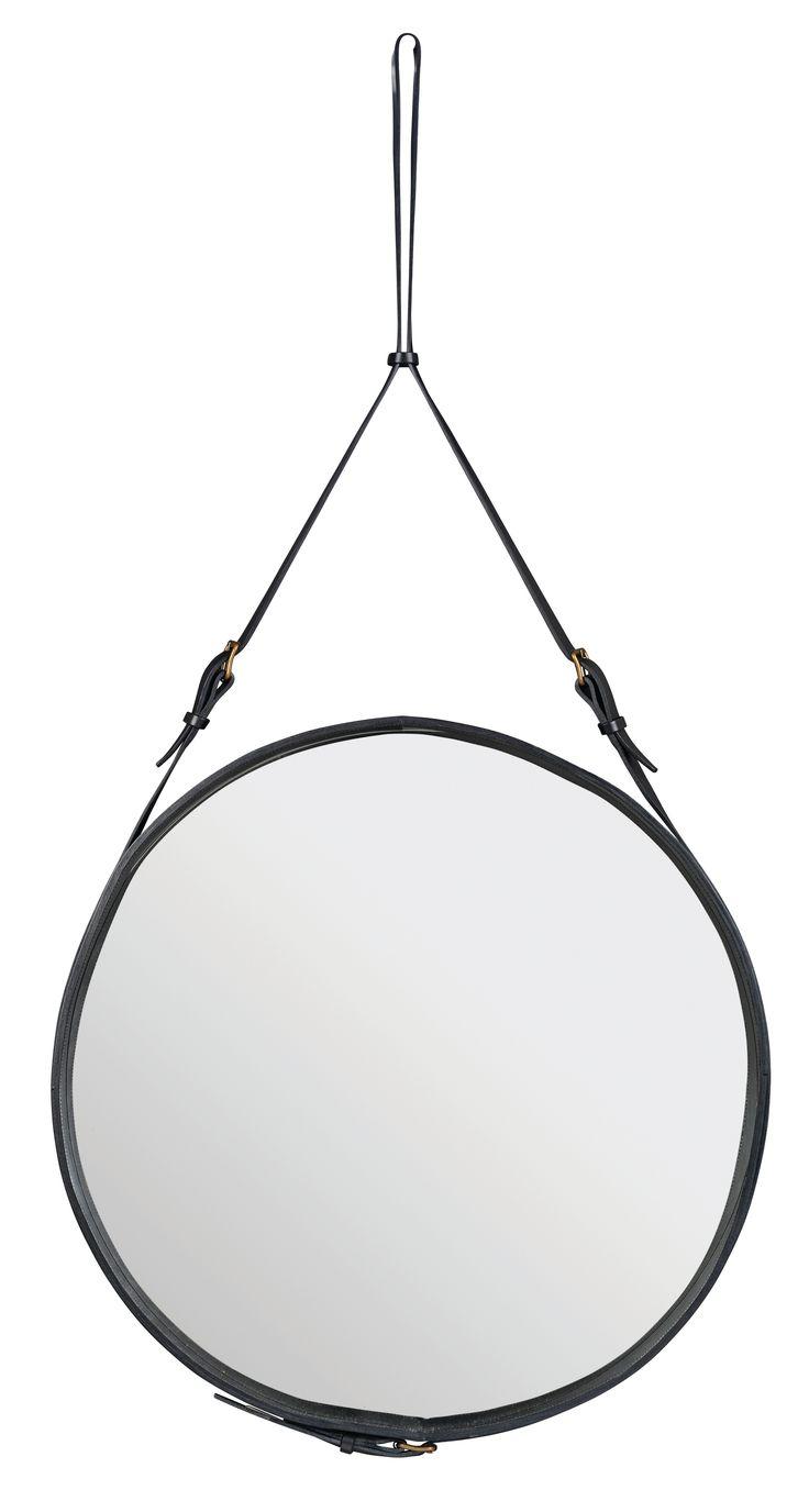 Round Adnet mirror - Gubi