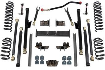 WJ Lift Kit Long Arm Jeep WJ Lift Kit | Clayton Offroad