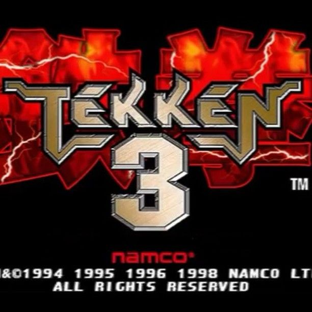 Tekken 3 (1998) PS1 . . . . . . . . (This opening has a special place in my heart) . #startscreens #loadingmenu #thememusic #pressstart #tekken3 #playstation #psone #retro #retrogamer #retrogamers #gamergirl #gamer #beatemup #tekken #jinkazama #hwoarang #namco #law #eddieisshit #fighting #throw #combo #oldgames #retrospective #nostalgia #chicken #polygons