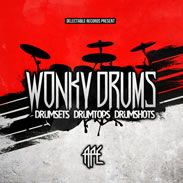 Delectable Records presents Wonky Drums, a new collection of dubstep drum loops and breaks samples. Also you will find some cool one shots sounds. http://www.producerspot.com/download-wonky-drums-loops-and-samples-pack-by-delectable-records
