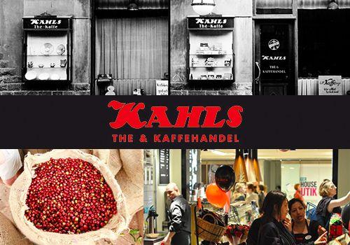 Kahls The och Kaffehandel - för dig som vill äga och driva en egen te och kaffehandel