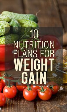 Trying all possible ways to gain weight for a perfect ideal body! Why not take up these nutrition plans for weight gain? Here goes the list for you ...