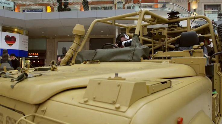 British Army Recruitment VR Experience on Vimeo