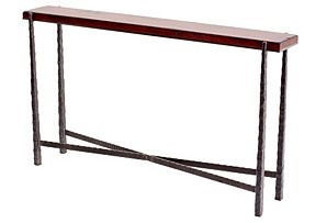 Genial Narrow Console Table