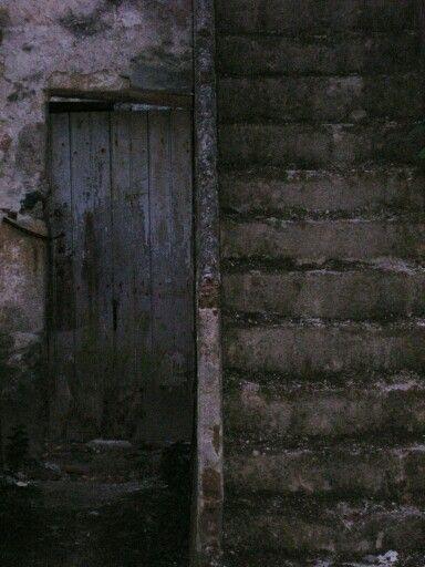 Behind the Convent Door