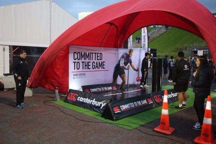 NZ Warriors NRL Tackle Bag drills