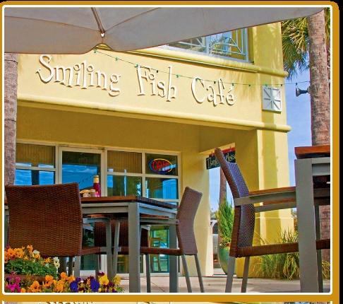One of my favorite restaurants at the beach.  Hwy 30-A, Santa Rosa Beach, FL