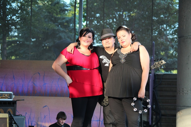 """Indian City"" Perform at ADL 2012 - Winnipeg, MB  Photo By: APTN"