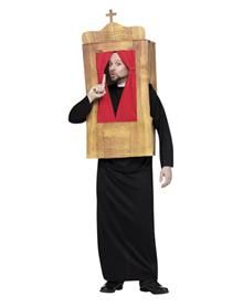 The Confessional  Halloween Costume. $49.99