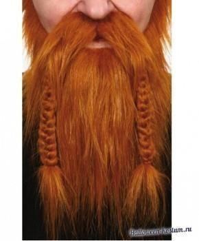 Костюм рыжая борода