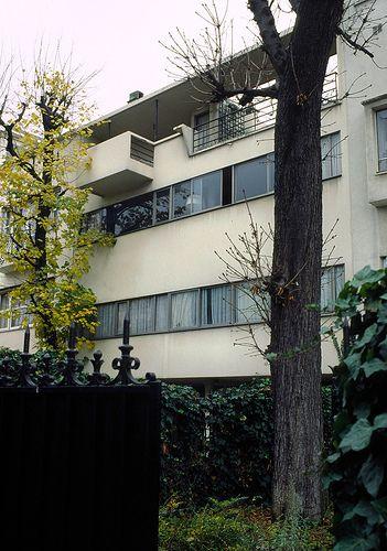 Maison Cook - Le Corbusier
