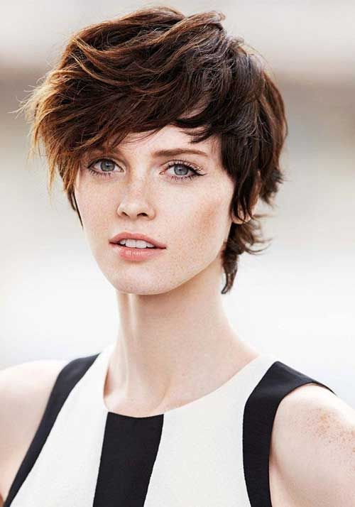 15 Shaggy Pixie Cuts | http://www.short-haircut.com/15-shaggy-pixie-cuts.html