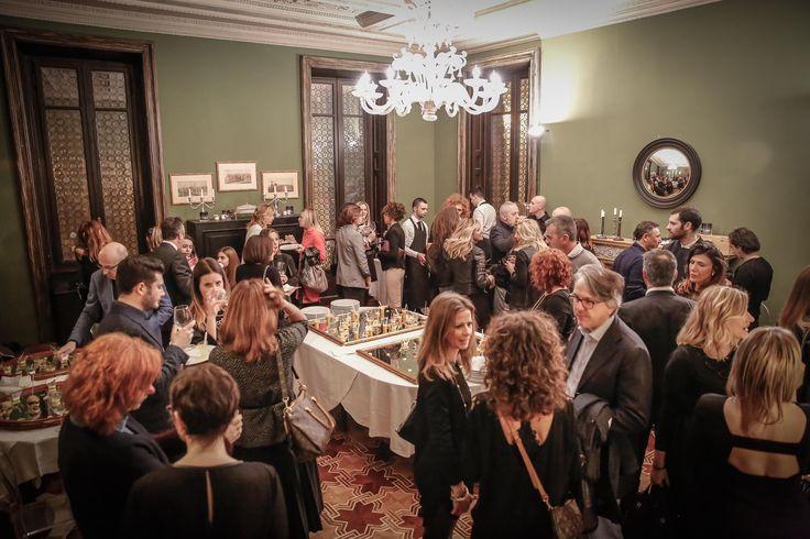 PINKO Spring Summer 2016 collection presentation at The Gentleman of Verona Grand Relais
