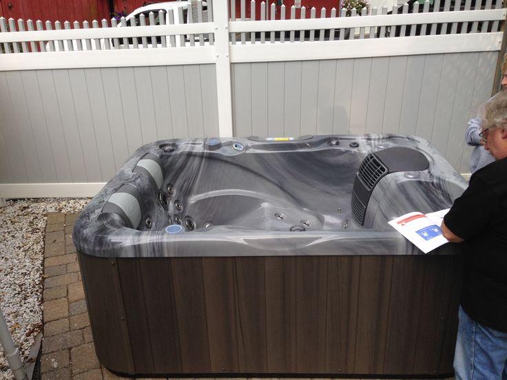 #a1pools #a1poolsct #lazboy #lazboyspas #hottub #a1poolsandspas #soulmate #spa #middlebury New La Z Boy Soulmate Hot tub in Middlebury.