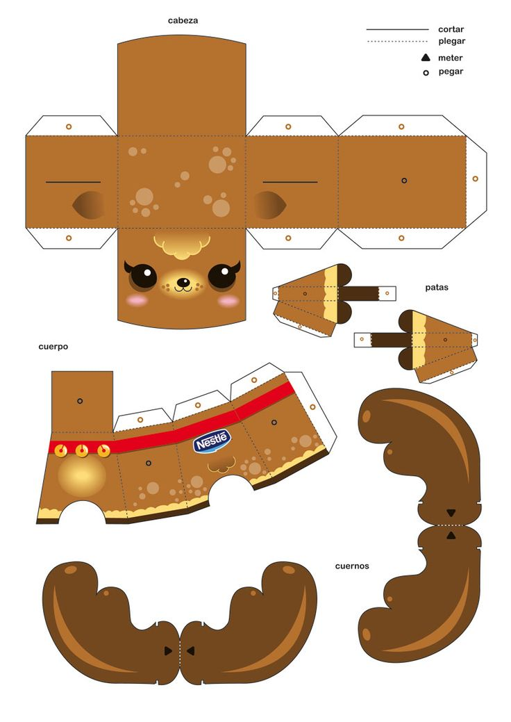 Best Papercraft Templates Images On   Letters