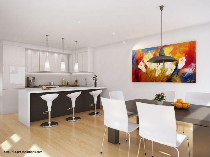Architectural 3d Visualization from Pred Solutions - http://3d.predsolutions.com