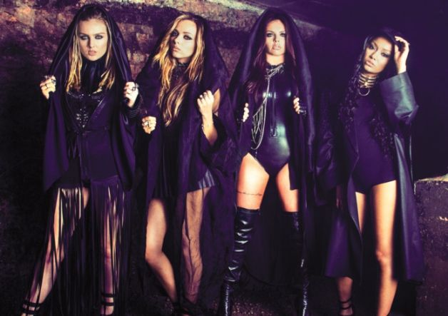 Little Mix's new music video for Salute.