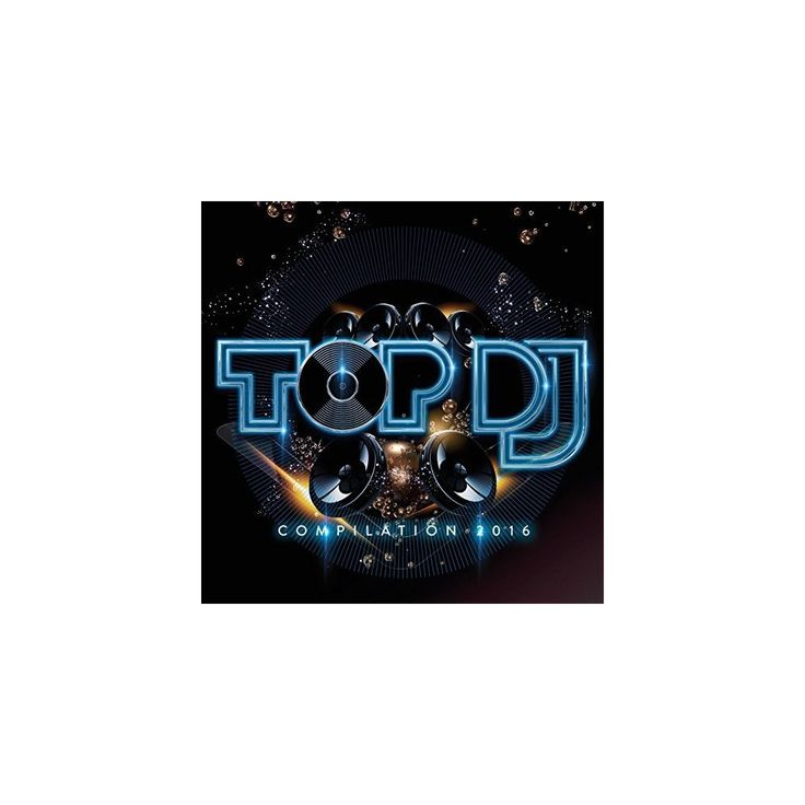 Various Artists - Top DJ Compilation 2016 (CD)