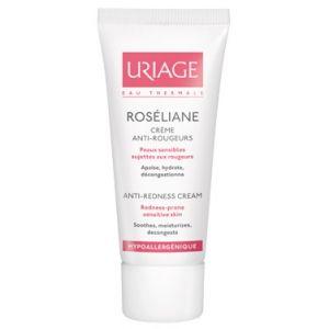 Roseliane d'URIAGE, Crème Anti Rougeurs, Peaux normales à sèches, 40ml - A découvrir sur PowerSanté, la parapharmacie en ligne avec Top Santé.