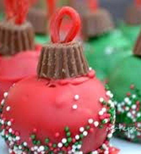Ornament Dessert Christmas Recipe