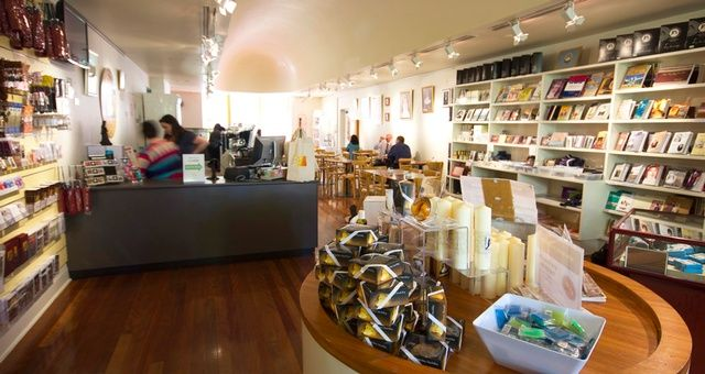Visit our gift shop and browse a variety of St Mary MacKillop's merchandise. Enjoy a cup of coffee at Mary MacKillop Place Café. Free Wi-Fi!